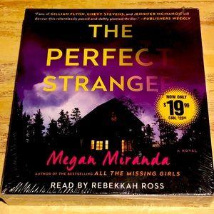Audio book- A Perfect Stranger by Megan Miranda